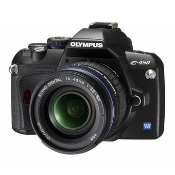 Olympus E-450 Double Kit 14-42mm, 40-150mm EZ