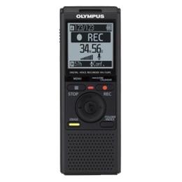 Olympus VN-733PC Black (4Gb, + microSD/microSDHC, USB, WMA/ MP3, до 1600ч., 2AAA)