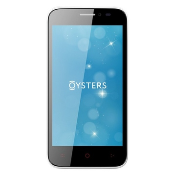 Oysters Atlantic V White