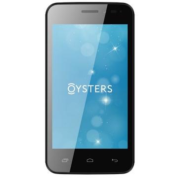 Oysters Indian V Black Blue