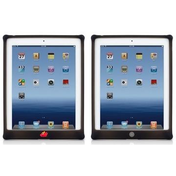 Футляр Bone Bubble Black (для iPad2/3, силикон)