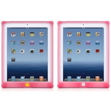 Футляр Bone Bubble Pink (для iPad2/3, силикон)