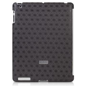 Футляр Bone Embossed Black (для iPad2/3, поликарбонат)