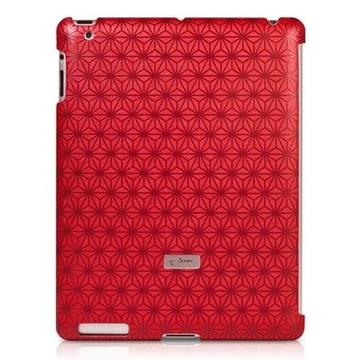 Футляр Bone Embossed Red (для iPad2/3, поликарбонат)