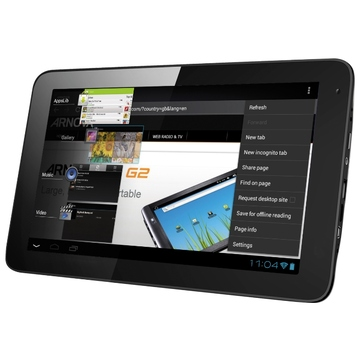 Archos 10d G3 04GB Black