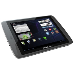 "Archos 80 G9 08GB Black (8"", Android 3.2, 1Ghz)"