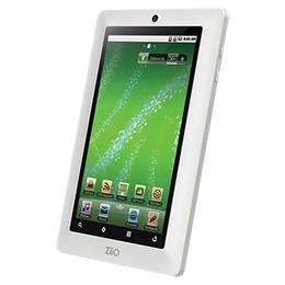 """Планшетный компьютер Creative ZiiO-7W 08GB White (Bluetooth 2.1, 7"""",  Android 2.1)"""