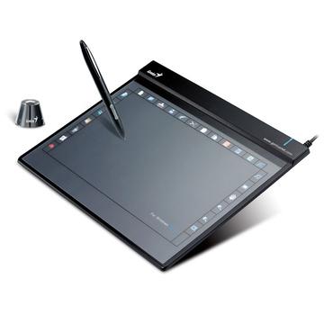 Планшет для рисования Genius G-Pen F509 Black