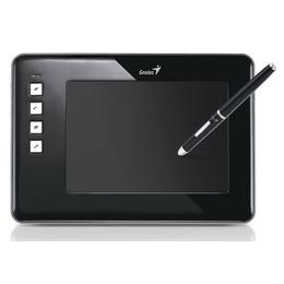 """Планшет для рисования Genius EasyPen M406W Black (4""""x6"""", беспроводное перо, не требующее батареек)"""