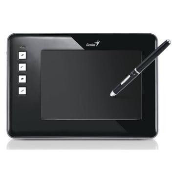 Планшет для рисования Genius EasyPen M406W Black