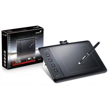 Планшет для рисования Genius EasyPen M506 Black