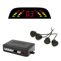 ParkCity Sparta 420/200 Black (LED дисплей, 4 датчика по 20мм, визуальное/звуковое оповещение, в блистере)