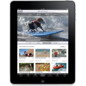 Планшетный компьютер Apple iPad