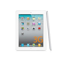Планшетный компьютер Apple iPad2 16GB White (WiFi, 3G)