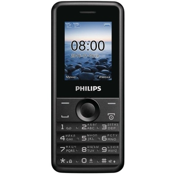 Philips E103 Black