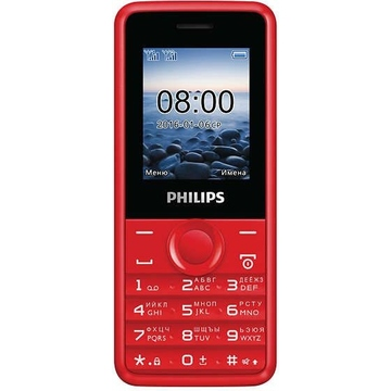 Philips E103 Red