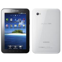 Samsung P1000 Galaxy Tab White