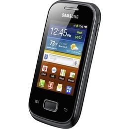 "Смартфон Samsung S5300 Galaxy Pocket Black (3G, 2.8"", Wi-Fi, BT, Android 2.3, microSD)"