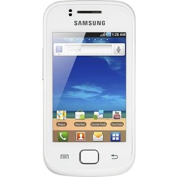 Samsung S5660 Galaxy Gio Silver White