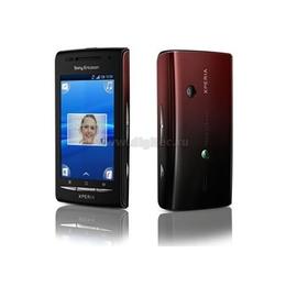 Сотовый телефон Sony Ericsson X8 Black Red (E15i)