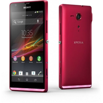 Sony C5303 Xperia SP Red