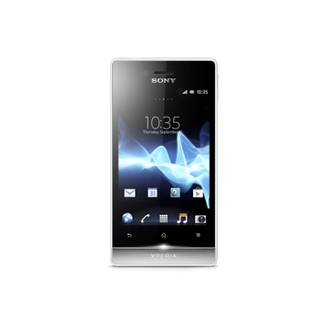 Sony ST23i Xperia Miro White