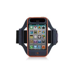 Чехол Bone Phone Sport 4S Blue (для iPhone 4S, силикон, 113x118x13 мм)