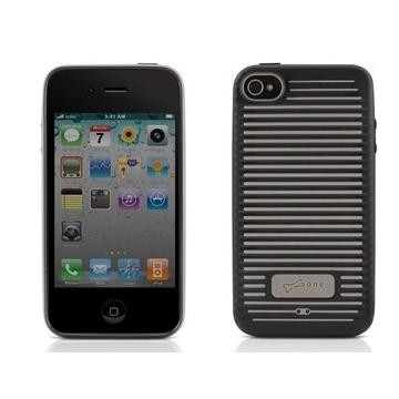 Футляр Bone Wave 4S Black (для iPhone 4S, полиуретан)