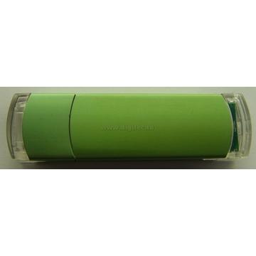 Флешка под нанесение логотипа Present BE-GR 1GB Green