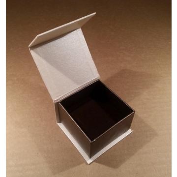 Коробка Present Paper FB1101 Cream Coffee (картон, на магните, 65х60х40мм)