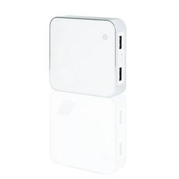 Внешний аккумулятор Present C002 White Silver (6600mah)