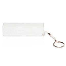 Внешний аккумулятор Present C004 White (2200mah)