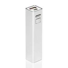 Внешний аккумулятор Present C008 Silver (2600mah)