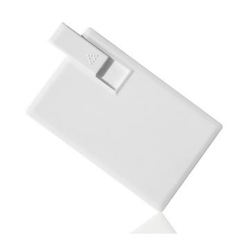Накопитель под нанесение Present CO-P15 4Гб White