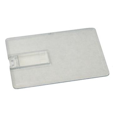 Накопитель под нанесение Present CO-P3 8 GB Transparent