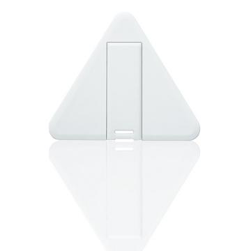 Накопитель под нанесение Present CO-P9 8 GB White