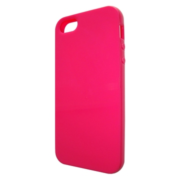 Футляр Present Pink Matt (для iPhone 5, силикон)
