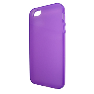 Футляр Present Purple Matt (для iPhone 5, силикон)