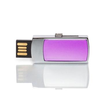 Накопитель под нанесение Present M40 8 GB Violet