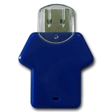 Накопитель под нанесение Present P104 8 GB Blue