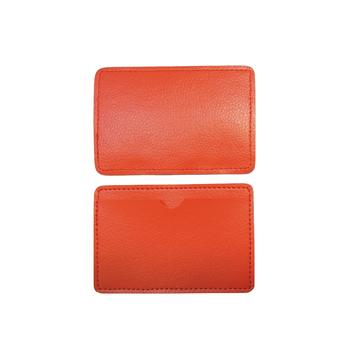 Чехол для визиток Present P11 Red (кожа)