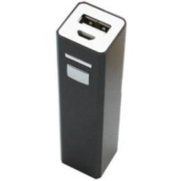 Портативный аккумулятор Present PA-01 Black (USB, 2200 mAh)