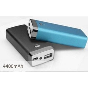 Портативный аккумулятор Present PA-017 (USB, 4400 mAh)
