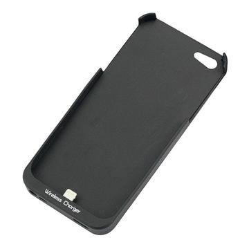 Чехол Present QI Receiver Black (для беспроводной зарядки iPhone 5/5S)