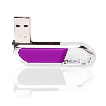 Накопитель под нанесение Present S805 2 Гб Violet