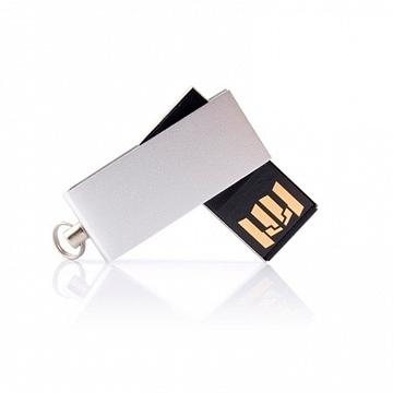 Накопитель под нанесение Present S807 16 gb Silver