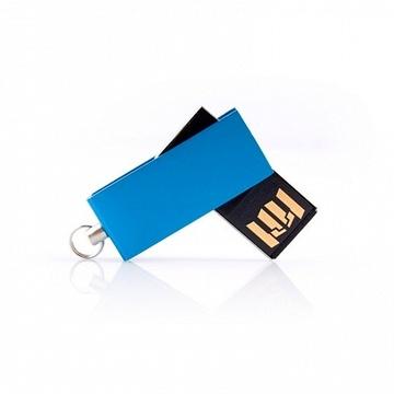 Накопитель под нанесение Present S807 8 GB Blue