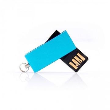 Накопитель под нанесение Present S807 8 GB Light Blue