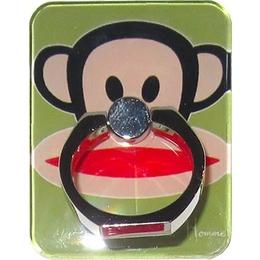 Крепление-кольцо Present U-046 Red Green (обезьяна, металл, пластик)
