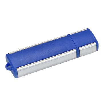 Накопитель под нанесение Present V300 2 Гб Blue